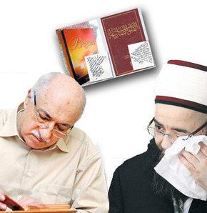Gülen'den Cübbeli'ye imzalı kitap