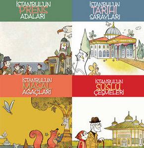 Masal tadında İstanbul kitapları
