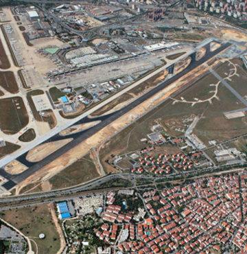 Atatürk Havalimanı kapanacak!