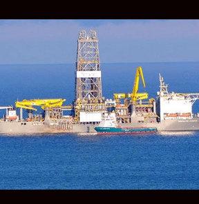 Karadenizde ilk do�algaz bulundu