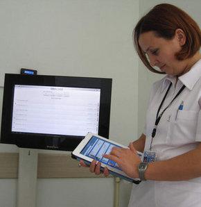 Hastanelerde ''tablet'' dönemi