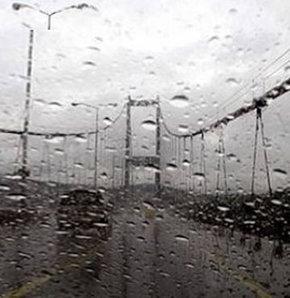 Hava durumu, hava sıcaklığı, yağış uyarısı