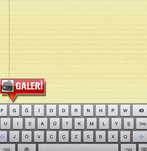 Apple'ın yeni işletim sistemi iOS 6 yayınlandı. Ancak Türkçe'ye uygun F klavye iPhone'lara yine giremedi