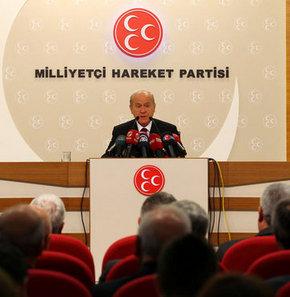 MHP Genel Başkanı Devlet Bahçeli balyoz kararını yorumladı