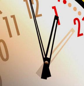 Saatler, 2013 yerine 2014 yılı mart ayında son kez ileri alınarak 'sabitlenecek