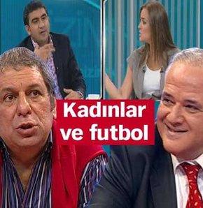 Simge Fıstıkoğlu ve Ümit Özat'ı karşı karşıya getiren polemiğe futbol dünyasının duayenleri de katıldı