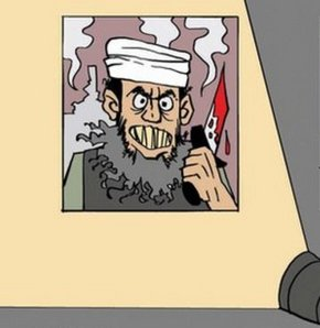 Charlie Hebdo, El Vatan