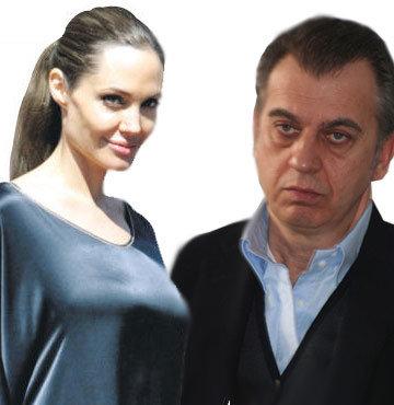 """Jolie'nin """"Aman doktor derdime bir çare""""  dediği Türk"""