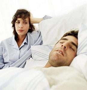 Horlama ve uyku apnesi ciddi hastalıkların habercisi olabilir