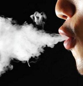 Günde bir paket sigara içen bir insanın vücudunda...