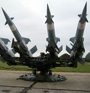 Türkiye sınırına Rus füzeleri