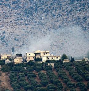 Kırmızı Tepe çatışma: 6 asker yaralı