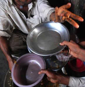'Dünya Gıda Günü'nde açlık konuşuldu!