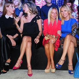 Model değil seyirciler