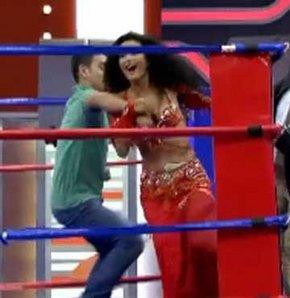 Dansöze para yapıştırmaya RTÜK'ten rekor ceza