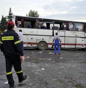 Rusya'da art arda kazalar:6 ölü