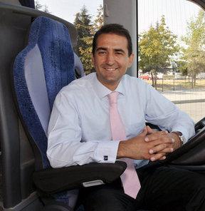 7.5 milyon kişi otobüse binecek!