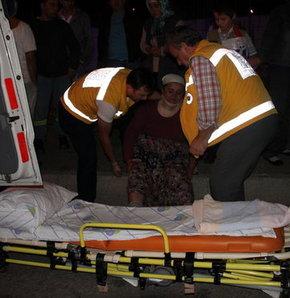 Zonguldak'ta kaza: 7 yaralı