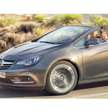 Opel 2013'e 'üstü açık' girecek!