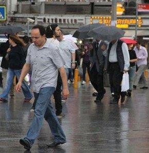 İstanbullular tedbirsiz yakalandı