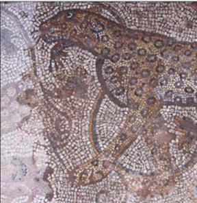 Batı'nın Zeugması mozaikler İzmir'de ortaya çıktı!