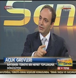 Diyarbakır Büyükşehir Belediye Başkanı Osman Baydemir, Söz Sende