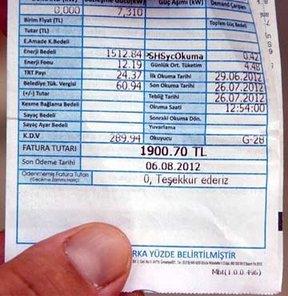 EPDK Başkanı Köktaş,Türkler'in elektrik faturası ödeme alışkanlığı konusunda da çarpıcı istatistikler verdi
