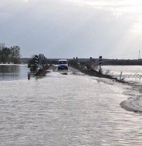 Harran'da sel: 1 kişi kayıp!