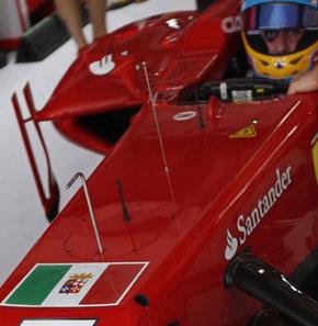 Ferrari bayrak açtı Hindistan çıldırdı