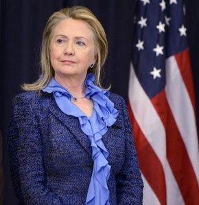 Clinton: Seçimlerden sonra görevi bırakacağım