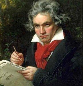 Beethoven'ın bir ilahisi bulundu