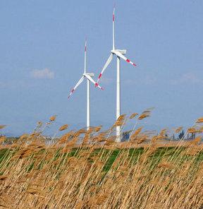 Rüzgar türbinleriyle elektrikte hedef büyüyor