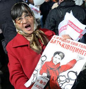 Ukrayna'da halk sandık başında