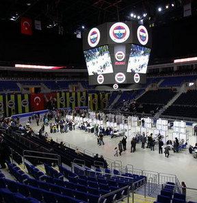 İstanbul'da spor salonları kongre turizmine açılıyor