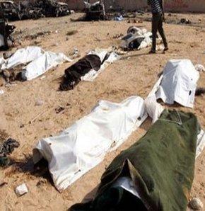 Suriye'de ölü sayısı 131'e yükseldi