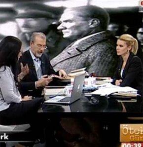 """""""Atatürk'e ateist diyorsam bu bir iltifattır"""""""