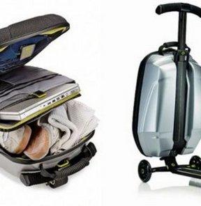 Valiz taşıma derdine son!
