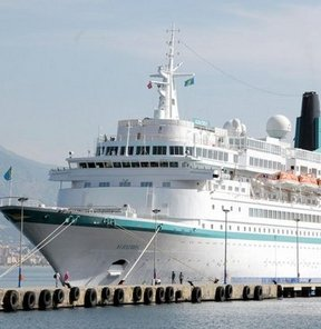 Mersin,Albatros,cruise