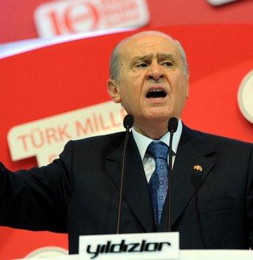 MHP genel başkanını seçti!