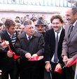Cemevi ve Camii açılışı birlikte yapıldı