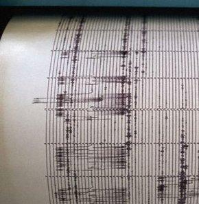 Eskişehir'in Odunpazarı ilçesinde de 3.7 büyüklüğündede deprem meydana geldi.