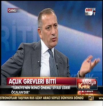"""""""Öcalan artık siyasi bir aktör olarak var"""""""