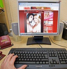 Ofiste porno!