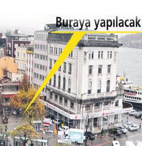 Tarihi Karaköy Camii 54 yıl sonra yeniden inşa ediliyor