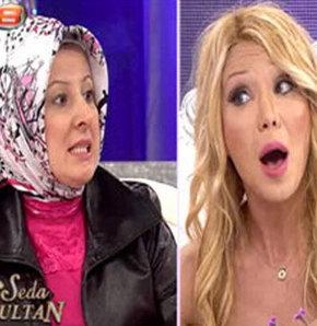 Seda Sayan'ın programında Ciciş Kardeşler, ''Pez.. k'' dedi. RTÜK, TV 8'e ceza verdi.