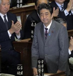 Abe yine başbakan