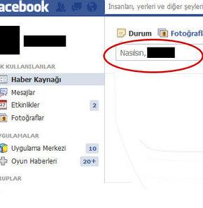 Facebook'ta virüs alarmı