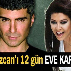 """""""ÖZCAN'I 12 GÜN EVE KAPATTIM"""""""
