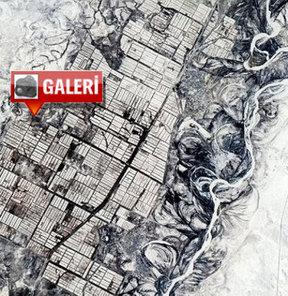 Uzaydan dünya fotoğrafları!