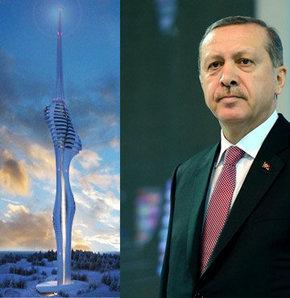 Başbakan Çamlıca Tepesi için bu projeyi seçti